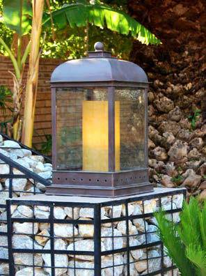 Shiraz Patio Lantern